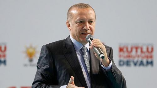 Cumhurbaşkanı Erdoğan: Afrinin 4te 3ünde kontrolü sağladık