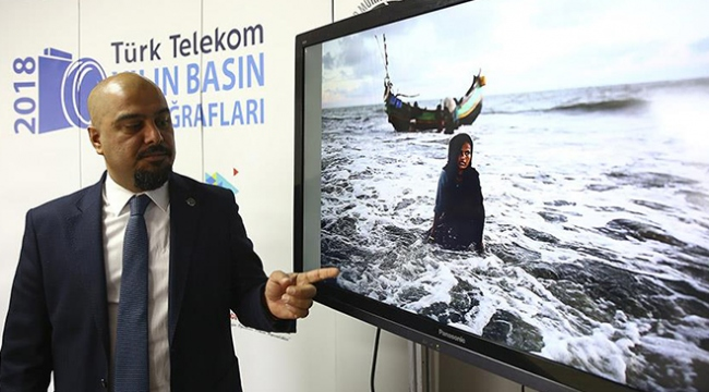 """""""Türk Telekom Yılın Basın Fotoğrafları 2018"""" ödülleri açıklandı"""