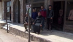 TRT Haber terör örgütünden temizlenen Meryemin köyünde