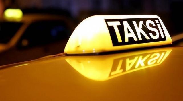 Taksi plakasında yeni dönem