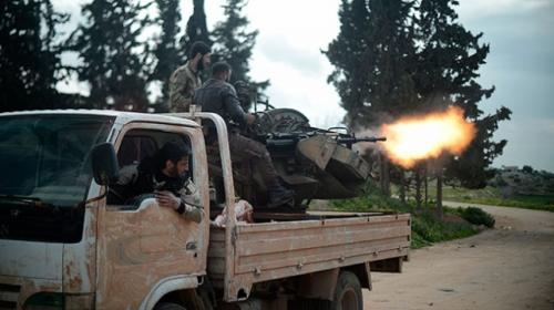 TSK ve ÖSO, sivilleri hedef alan terör mevzilerini etkisiz hale getirdi
