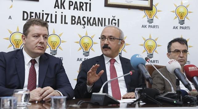 Kalkınma Bakanı Elvan: Terörizme karşı mücadele eden tek ülke Türkiye