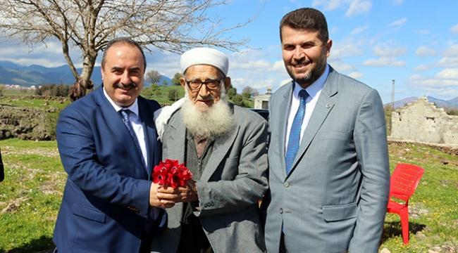 Mehmetçiğe çay demleyen Muhammet dede, Cumhurbaşkanı Erdoğan ile buluşacak