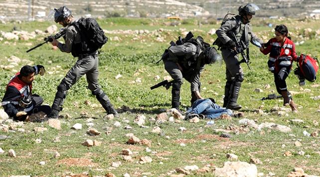 İsrailin Batı Şeriayı işgal projesinin ilk adımı atıldı