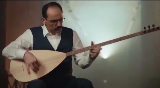 Cumhurbaşkanlığı Sözcüsü Kalından İnce Osman Ağıdı
