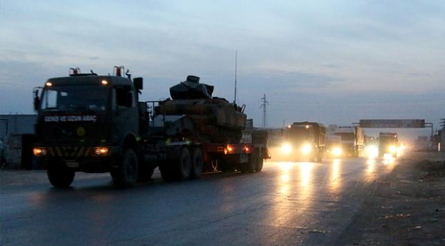 TSKdan İdlibde yeni gözlem noktası