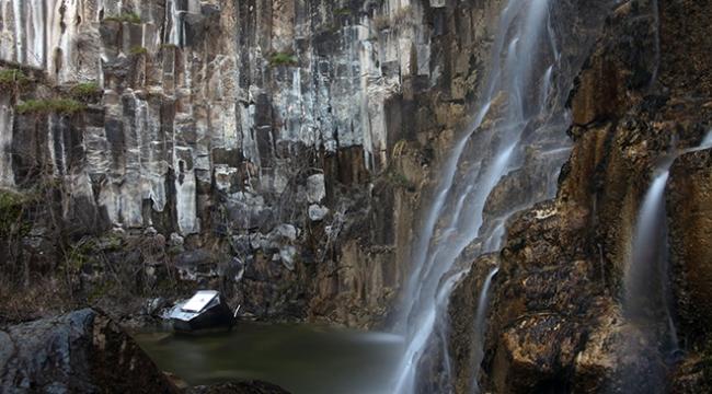 Milyon yıllık tabiat anıtı, ilgi bekliyor
