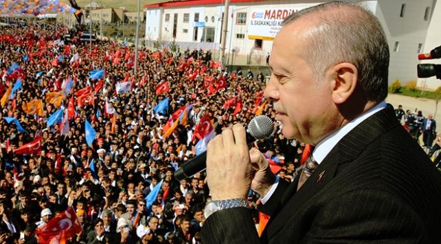 Cumhurbaşkanı Erdoğan: Afrine girdik giriyoruz, her an müjdeyi verebiliriz