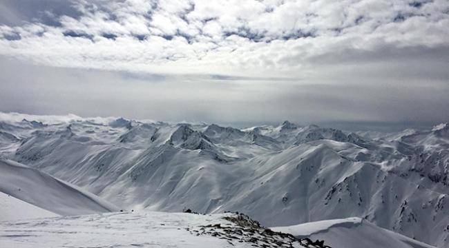 Kış turizmi için dağların envanteri çıkarılıyor