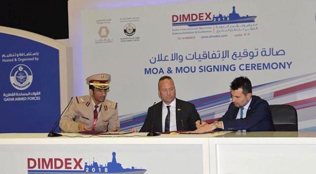 Katar özel kuvvetlerinin eğitim merkezini, Türk şirket yapacak