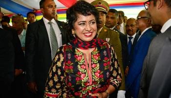 Mauritius Devlet Başkanı istifa etti