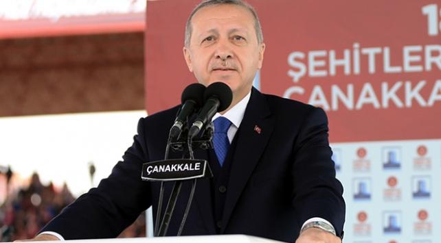 Cumhurbaşkanı Erdoğan: Afrin şehir merkezi kontrol altına alındı