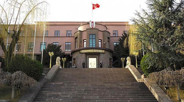 TSK, Afrin şehir merkezinin kontrol altına alındığını duyurdu