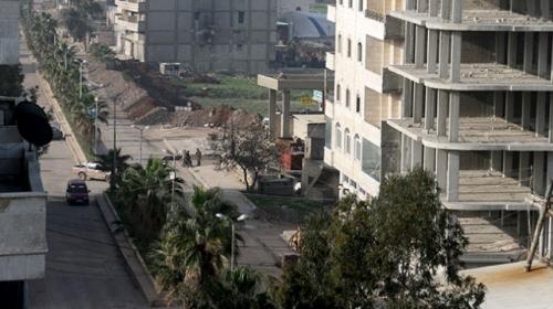 Afrin merkezinden ilk görüntüler TRT Haberde