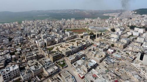 Afrin şehir merkezinde kontrol sağlandı