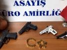 İzmir'de silah kaçakçılığı operasyonu: 4 tutuklama