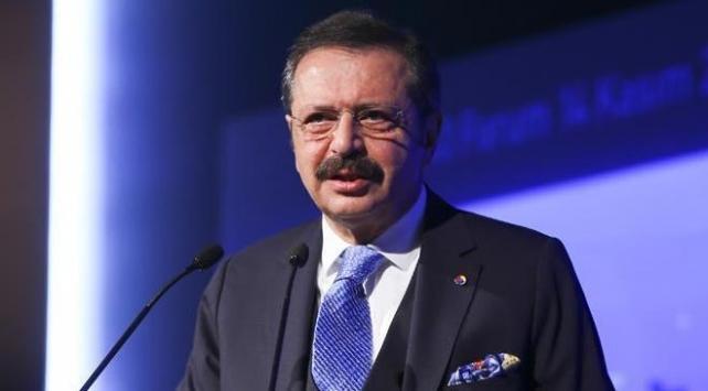 TOBB Başkanı Hisarcıklıoğlu: Şirket kurmak için gereken uzun işlemler artık geçmişte kaldı