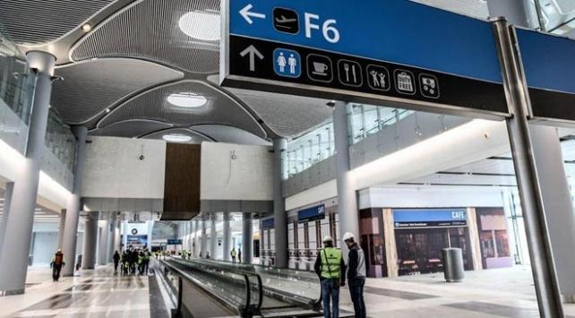 İstanbul 3. Havalimanı'nda ticari alanlara büyük ilgi