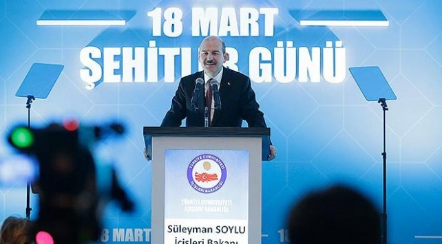İçişleri Bakanı Soylu: Sığınanların kendi yurtlarına dönmesi için çalışıyoruz
