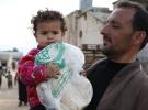 Terörden temizlenen Afrin'e yardımlar ulaşmaya başladı