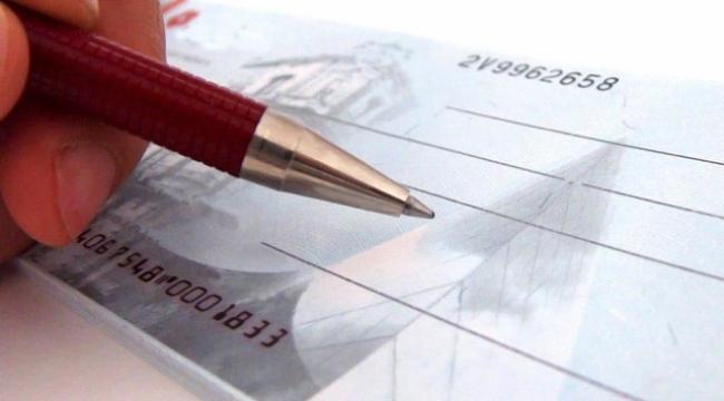 Bankalara 2 ayda 4 milyona yakın çek ibraz edildi