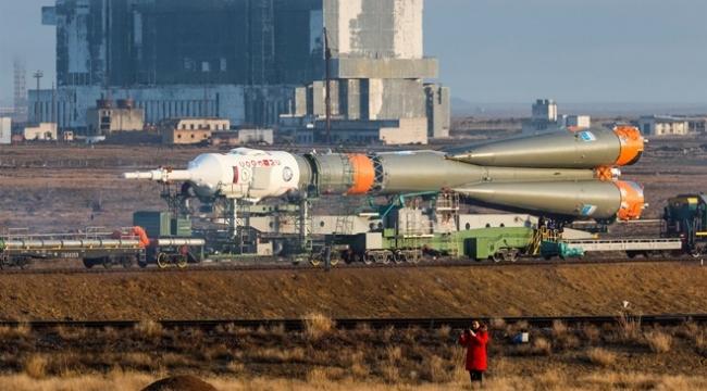 Soyuz MS-08 uzay yolculuğuna hazırlanıyor