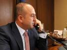 Dışişleri Bakanı Çavuşoğlu'ndan Alman mevkidaşı Mass'a tebrik telefonu