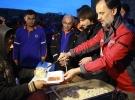 AFAD ve Türk Kızılayı, Afrin'in köylerinde sıcak yemek ve kuru gıda dağıttı