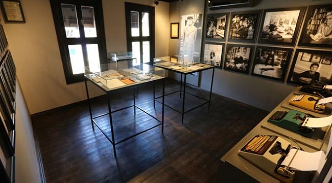Bursada Edebiyat Müzesi kapılarını açtı