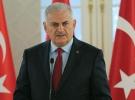 Başbakan Yıldırım'dan, Hasan Celal Güzel için başsağlığı mesajı