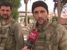 Afrin'deki Mehmetçik'ten Türk halkına mesaj var