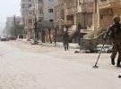 Mehmetçik Afrin'de patlayıcı ve mayın araması yapıyor