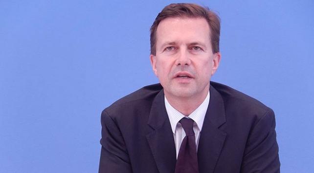 Alman Hükümet Sözcüsü Seibert: AB-Türkiye sığınmacı mutabakatı ortak bir başarıdır