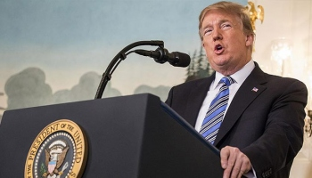 Trump uyuşturucu tacirleri için idam istedi