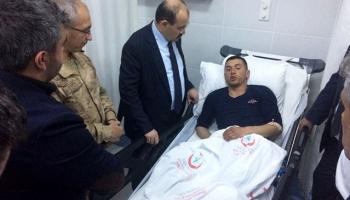 Bitliste teröristler odun toplayan vatandaşlara saldırdı