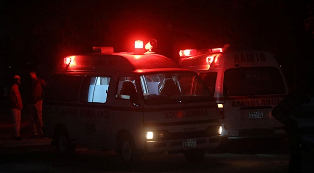 Somali'de yangın: 5'i çocuk 7 kişi yanarak can verdi