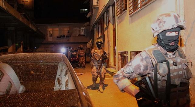 İstanbul'da terör örgütü PKK'ya nevruz öncesi operasyon: 16 gözaltı