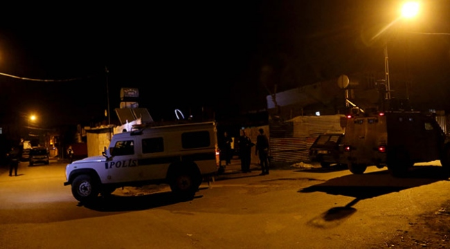 Pompalı tüfekli saldırgan polisten kaçamadı