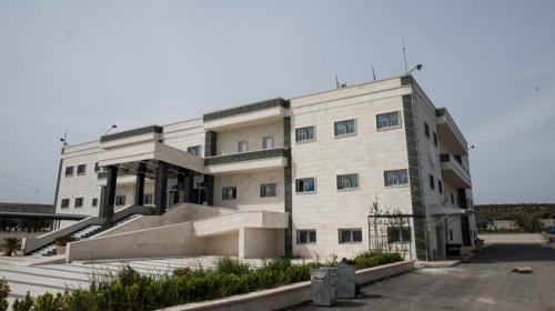 TSKnın sivil hassasiyeti Afrindeki binalarda kendini gösterdi