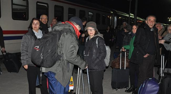 Doğu Ekspresinin yolcu sayısı katlanarak artıyor