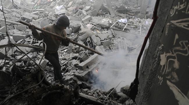 Esed rejimi Doğu Gutada sivilleri vurdu: 17 ölü