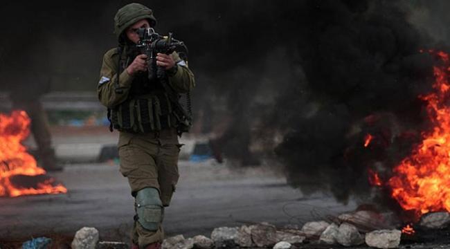 İsrail askerleri Batı Şeriada 5 Filistinliyi yaraladı