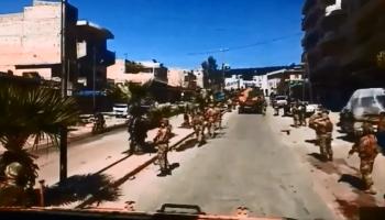 Afrinliler bugün sokağa güven içinde çıktı