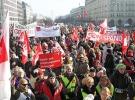 Almanya'da kamu çalışanlarından uyarı grevi