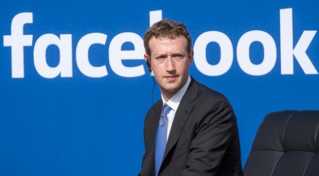Facebookun kurucusu Zuckerberg ifadeye çağrıldı