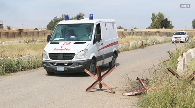Kerkükte DEAŞ militanları sivillere saldırdı