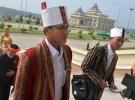 Myanmar Devlet Başkanı görevinden ayrıldı