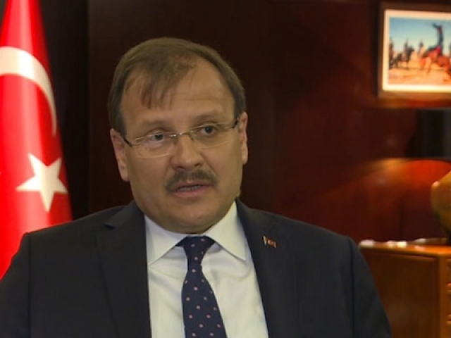 Türkiye ile Moğolistan arasındaki ulaşım sorunu çözülüyor