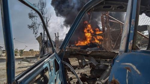 Esed rejimi Doğu Gutada yine sivilleri vurdu: 59 ölü
