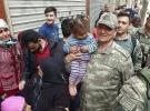 2. Ordu Komutanı Korgeneral Temel Afrin'de